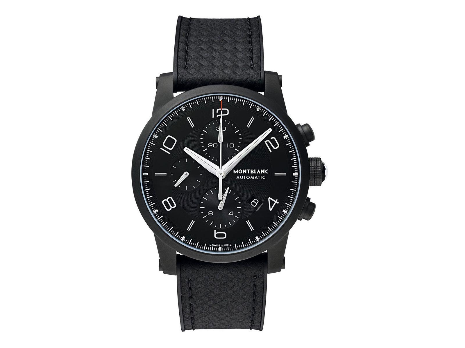 83ac5dd242c Montblanc TimeWalker Urban Speed Chronograph e-Strap
