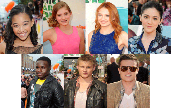 VIDEOS: Young Hollywood Interviews With The Hunger Games Cast