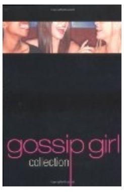Gossip Girl, The series by Cecily Von Ziegesar
