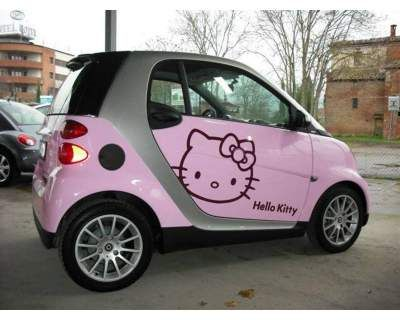 Smart Cars Always Make Me Smile And Often Giggle