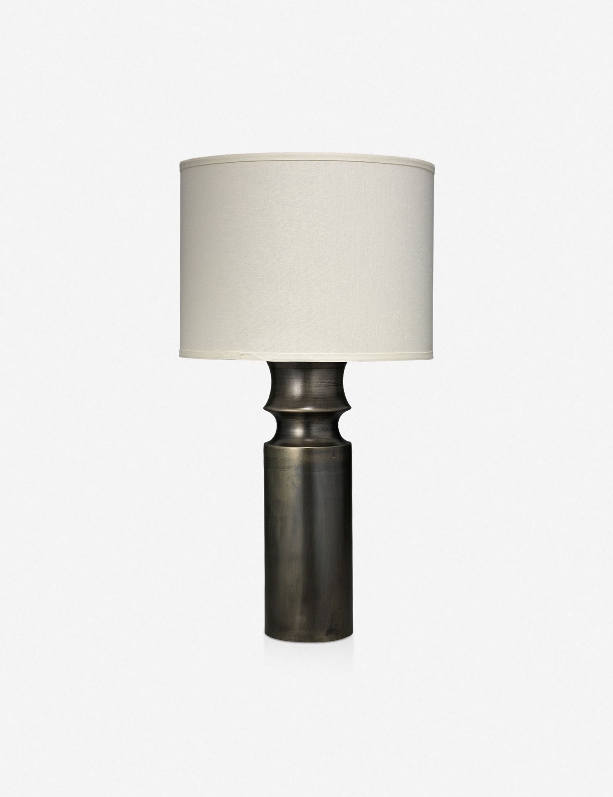 Elegant Lines Industrial Materials This Table Lamp Can Do Both At The Same Time Perfecting Combining Aesthetics And Creating A Stateme Table Lamp Lamp Table