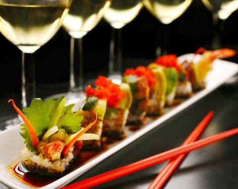 Nove Kitchen Bar Japanese Food Sushi Sushi Seafood Restaurant