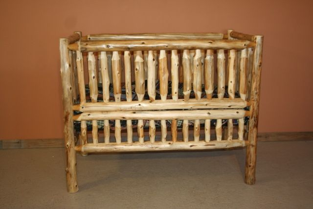Log Baby Furniture And Childrens Log Furniture