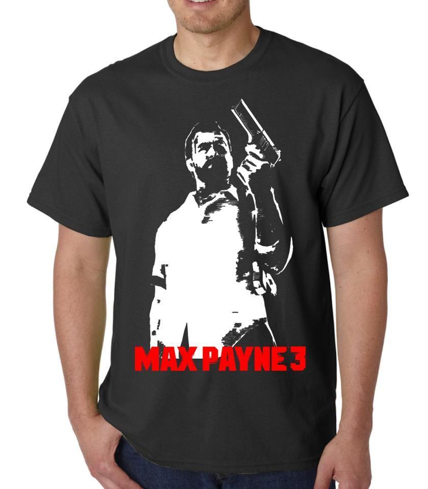 max payne 3 t shirt