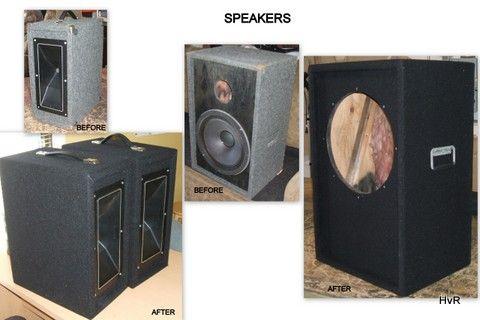 reluvd speakers