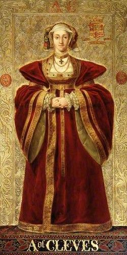 Anne Of Cleves - kings-and-queens Photo
