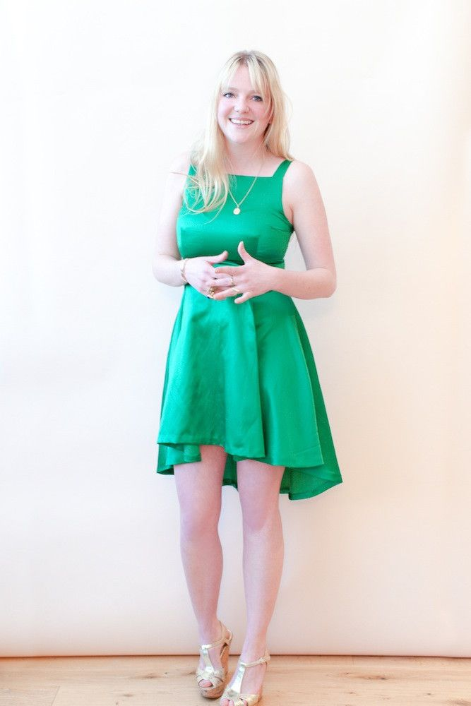 Flora Dress - PDF sewing pattern | ByHandLondon&Papercut favourites ...