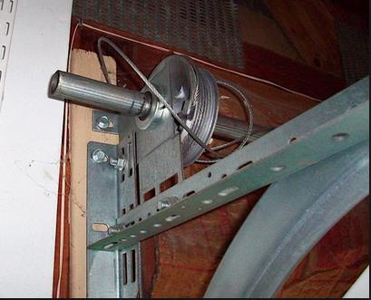 A Broken Cable We Can Replace It Broken Garage Door Garage Doors Door Handles