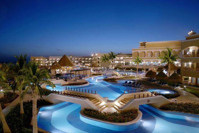 Aventura Spa Palace Riviera Maya All S Inclusive Resort
