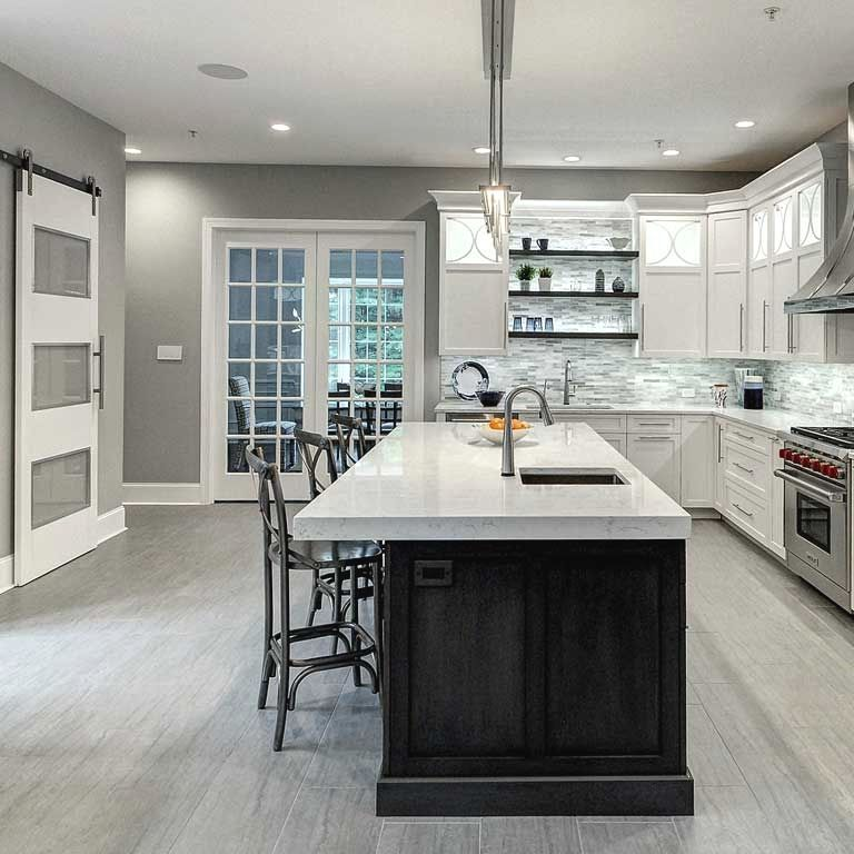 The Easiest Way To Renovate Your Kitchen: Best Way To Renovate A House #remodel