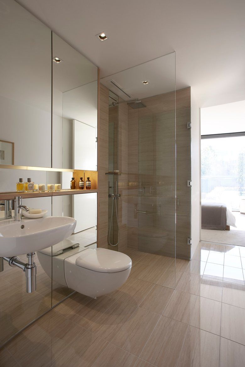 Central Park Bathrooms one central park east apartments, sydney, 2013  koichi takada