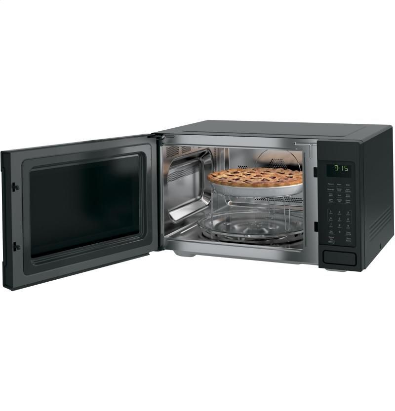 GE Profile PEB9159DJBB 15 cu ft Capacity Countertop Microwave - extended service contract