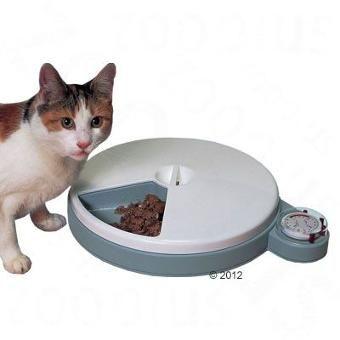 Futterautomat Cat Mate C50 - 5 x 300 g