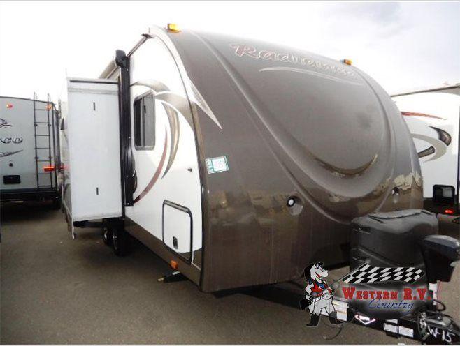 New 2016 Cruiser Radiance R 21rbik Travel Trailer At Western Rv