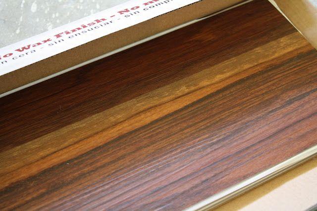 Peel Amp Stick Hand Scraped Wood Look Vinyl Tiles A Beauty