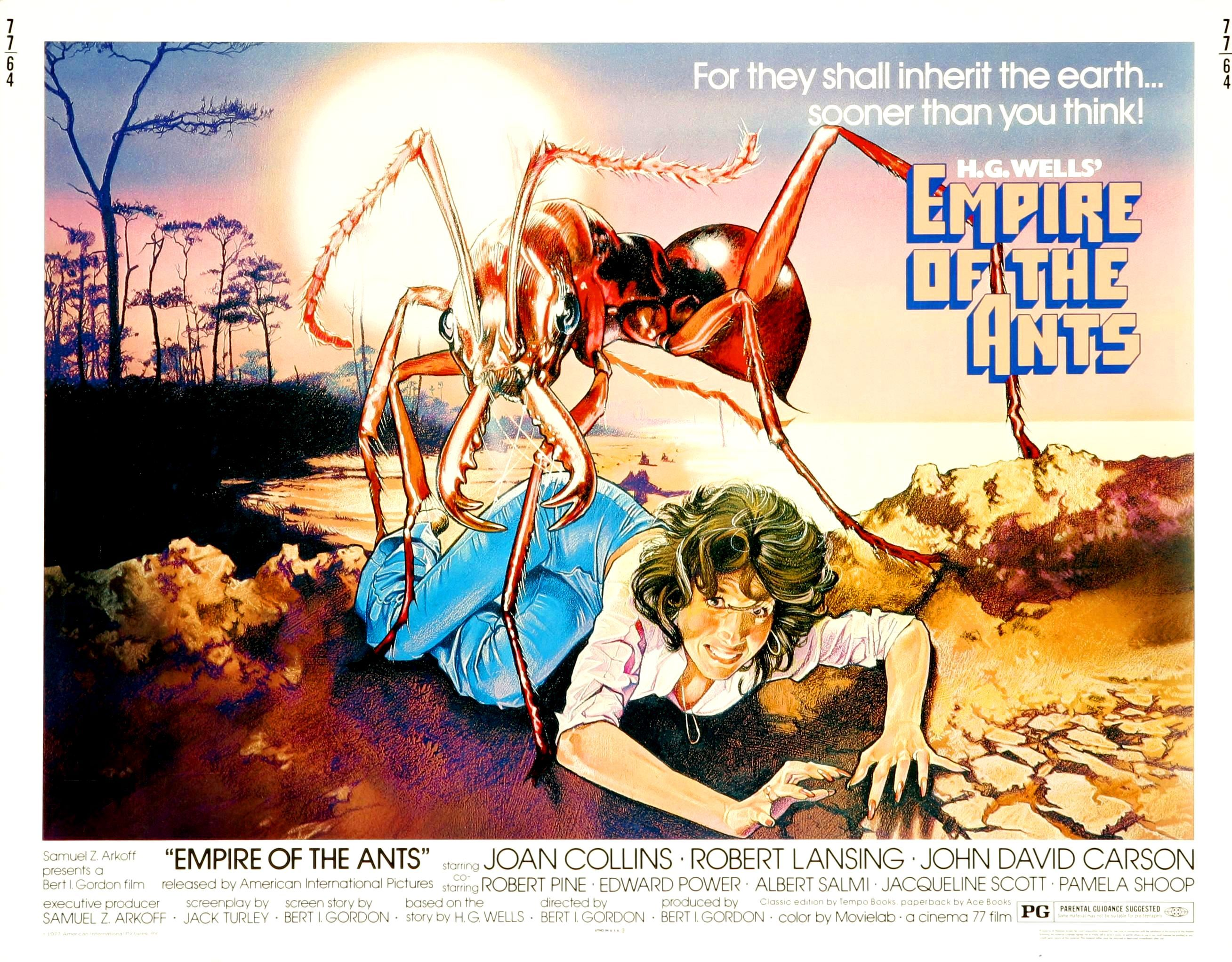Download Empire of the Ants Full-Movie Free
