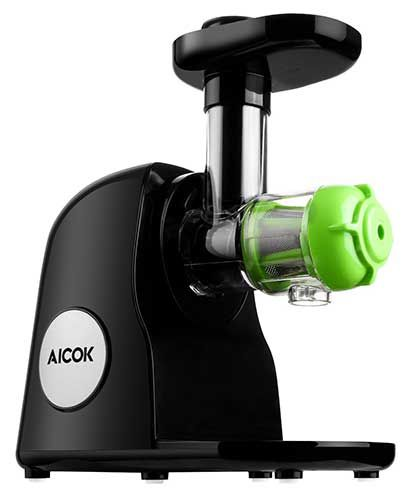 Juicer, Aicok Slow Masticating with