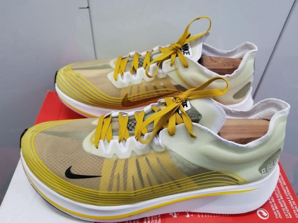 Nike Zoom Fly SP Running - Desert Moss