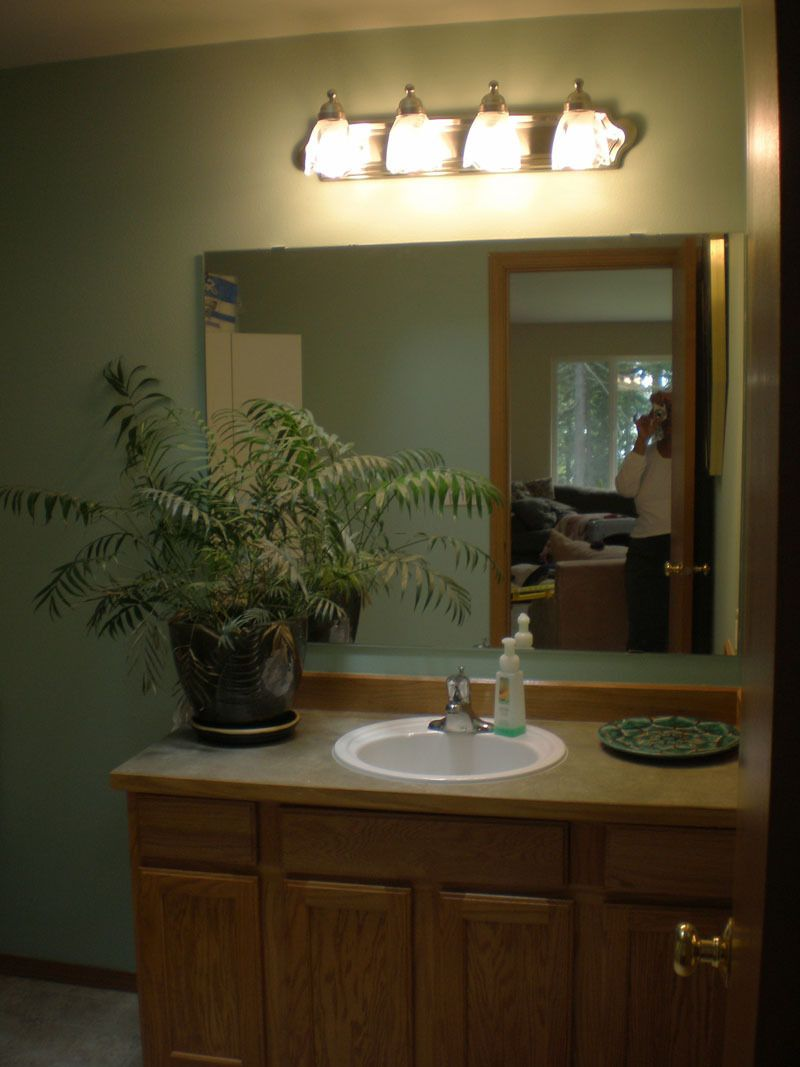 How To Choose The Best Bathroom Light Fixtures? Kitchen Ideas ...