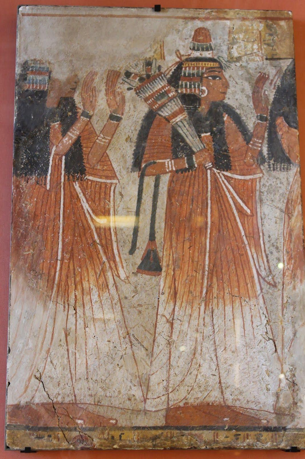 Louvre Museum - Egyptian art   Antico egitto, Egitto ...