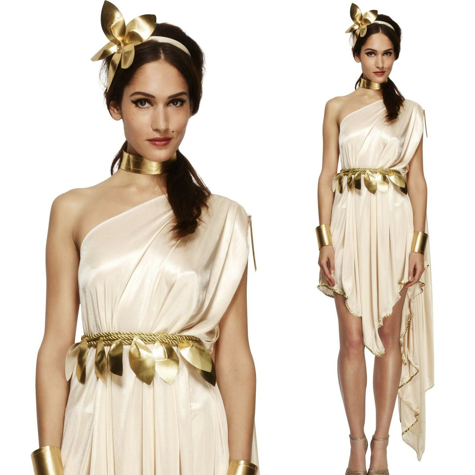 Unisex Toga Fancy Dress Costume