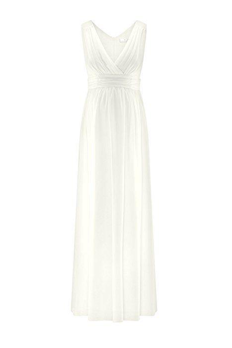 Bellybutton Hochzeitskleid Dilara Damen Umstandsmode Kleid Dress ...
