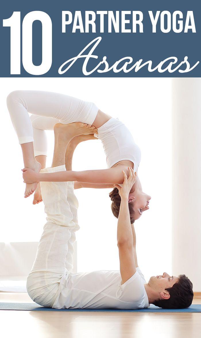 7 Partner Yoga Asanas You Should Try Partner Yoga Partner Yoga Poses Acro Yoga Poses