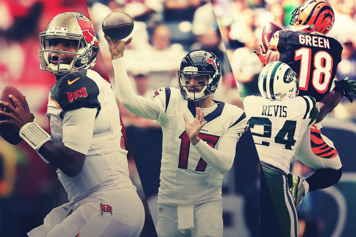 The Winners and Losers From NFL Week 1 Nfl week 1