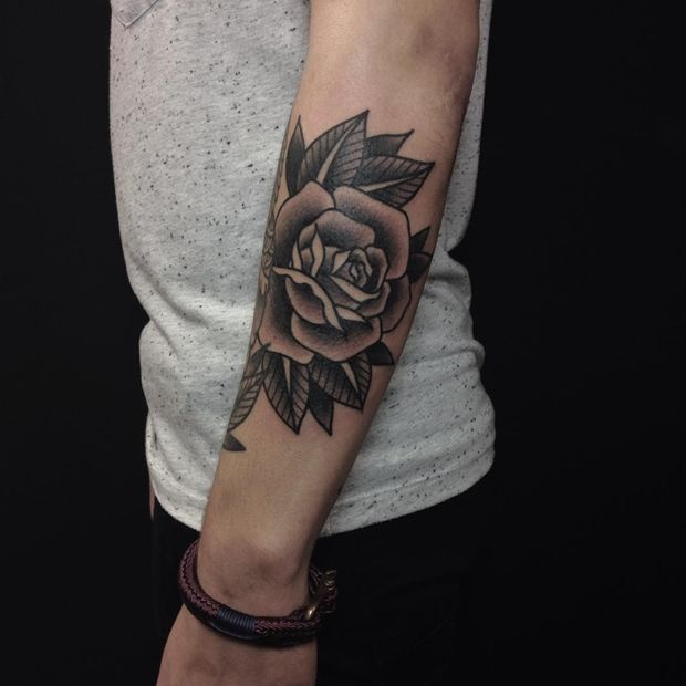 69ef26646 Black Rose Tattoo-15. Black Rose Tattoo-15 42 Totally Awesome Black Rose  Tattoo That Will Inspire You To