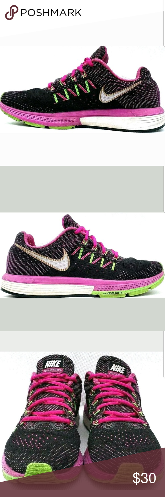 0b25db4d9dc2 Womens Nike Air Zoom Vomero 10 717441-501 Sneakers Nike Womens Sneakers  Size 7.5 Air