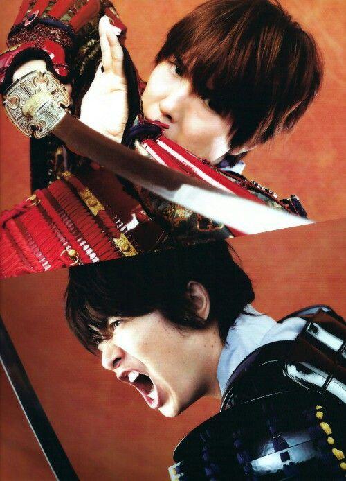 DGS ■Daisuke Ono (小野 大輔 ) and Hiroshi Kamiya (神谷 浩史) ❤
