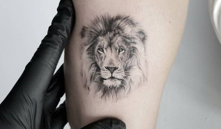 Tatuajes De Leones Y Su Significado A Traves De La Historia Mejores Tatuajes Pequenos Tatuajes Simples Pequenos Tatuajes Sencillos