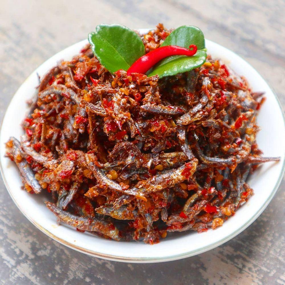 Resep Olahan Teri Instagram Di 2020 Masakan Asia Resep Masakan Asia Resep Masakan Indonesia