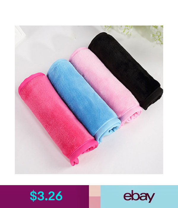 Makeup Remover Microfiber Facial Cloth Face Towel Pad