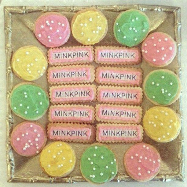 MINKPINK Sweets @ LA tea party    via Nasty Gal