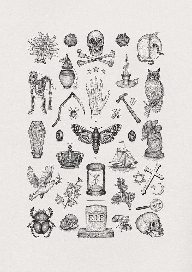 Occult Symbol Tattoos Nornasfo