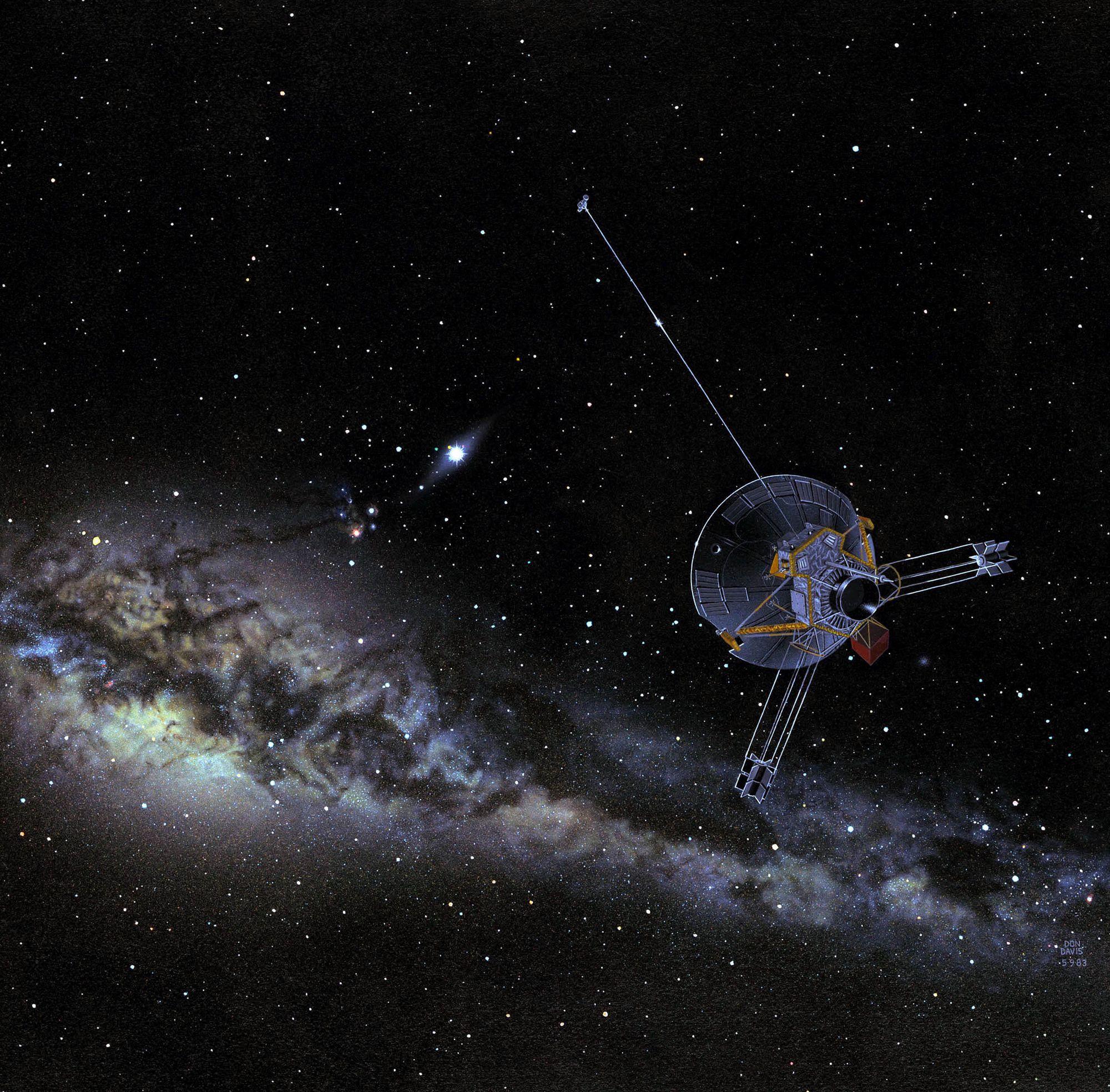 Cress's satellite