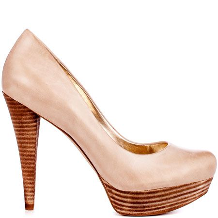 Adriena 2 - Light Nat Leather by Guess Shoes