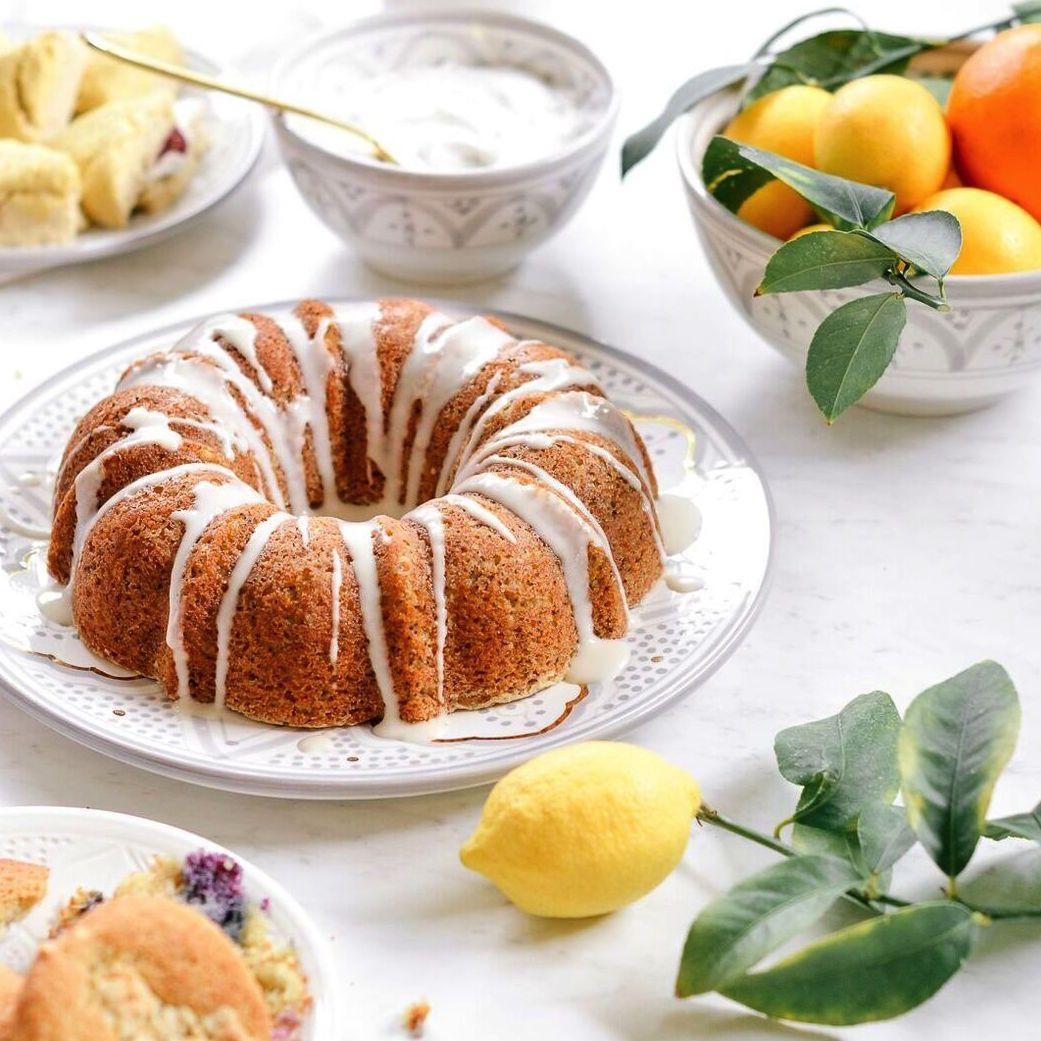 Nothing bundt cake cultural exchange poppy seed bundt