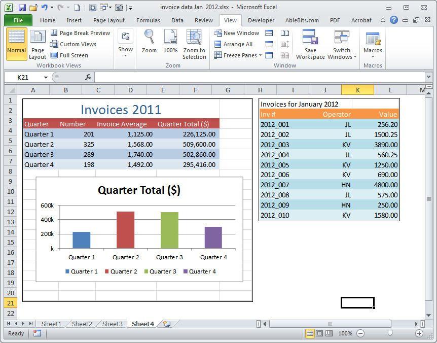 Work Faster in Microsoft Excel 10 Secret Tricks