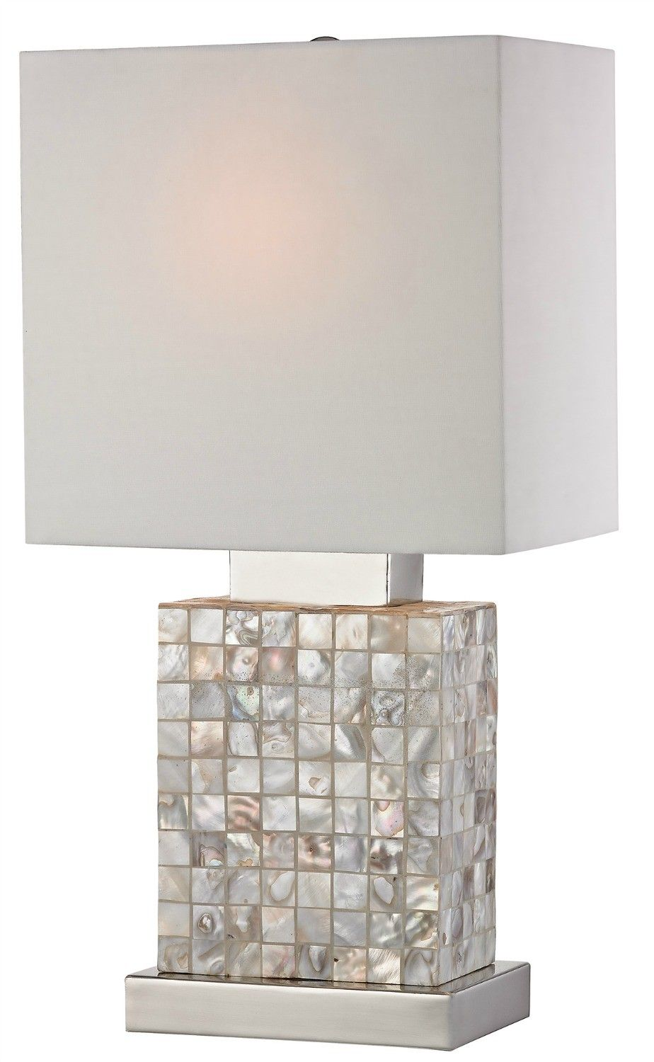 Maldives mother of pearl table lamp small lamps island style maldives mother of pearl table lamp small aloadofball Images