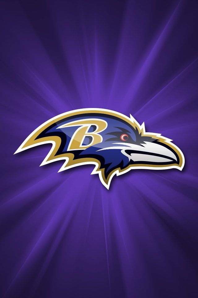 Ravens iPhone wallpaper Baltimore ravens logo, Raven