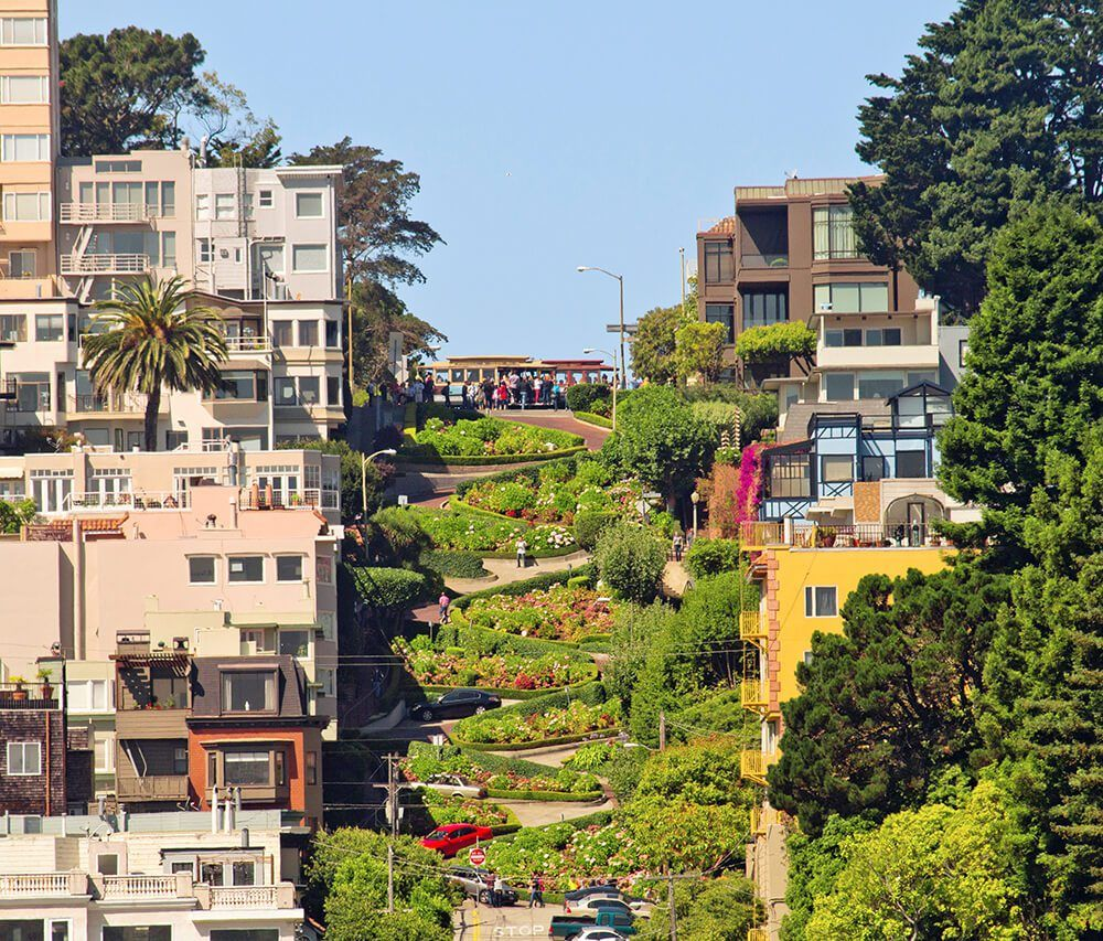 Top Things To Do In San Francisco Things To Do In Lombard - 10 things to see and do in california