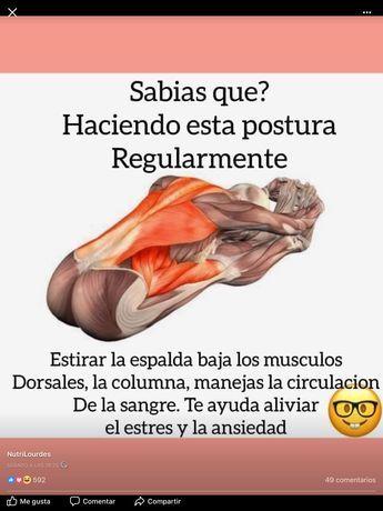 Realiza Estos Movimientos En Tu Cama Antes De Dormir Y Te Yoga Anatomy Yoga Tips Yoga Poses