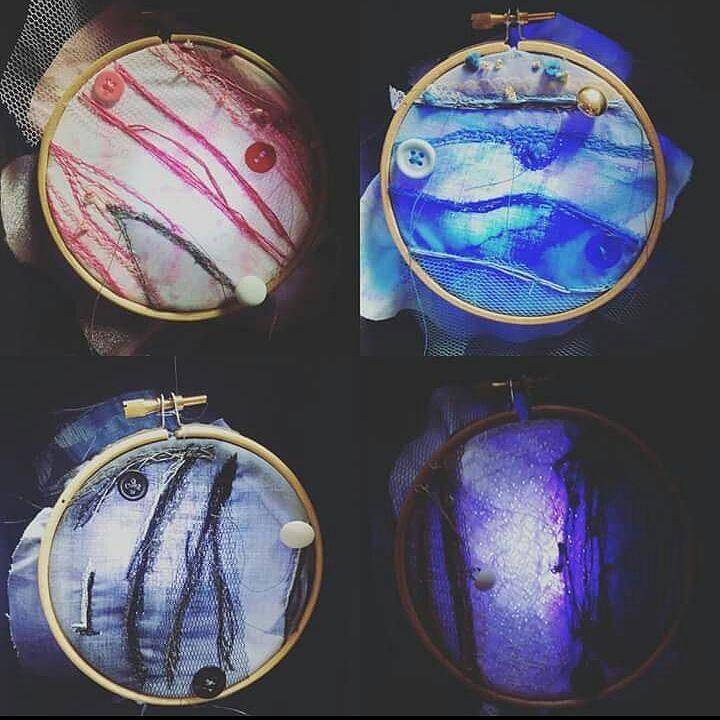 provocative-planet-pics-please.tumblr.com my friend Jessie Nixons a level work. Hats off b  #art #planets #skills by nigganipples https://www.instagram.com/p/BEwI5sRD04h/