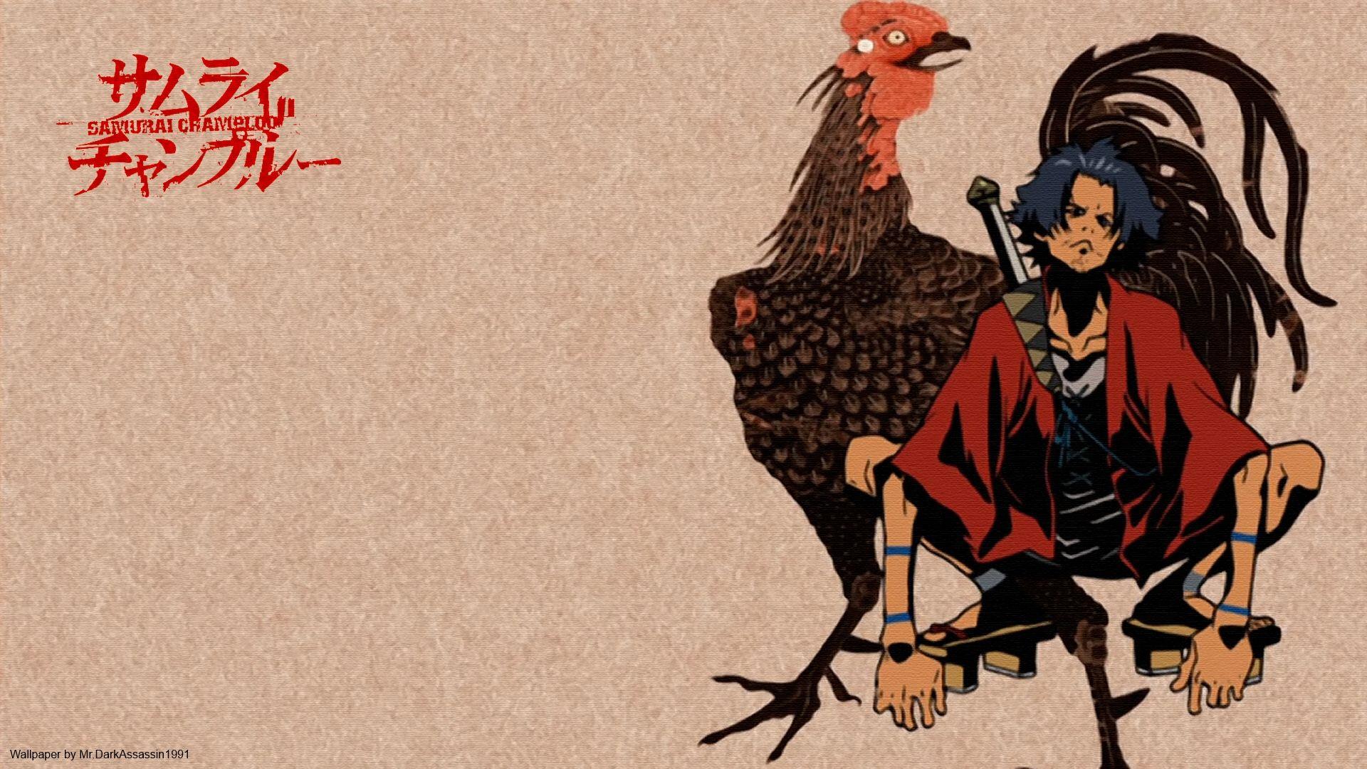 Pin by Гервант из Ливии on WORKING | Samurai champloo