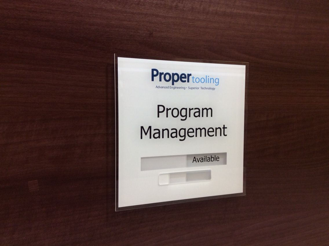 sliding door signs with logo in use or available www de signage