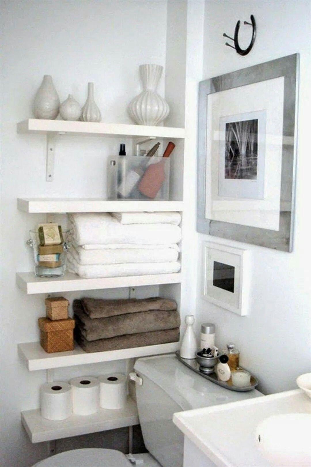Pin by Jillian Kopkowski on Bathroom | Pinterest | Small apartments ...