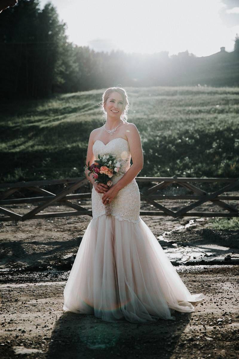 vintage wedding dresses red deer