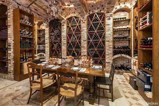 5 Wine Cellars That Will Wow You Wine cellars, Wine and Room